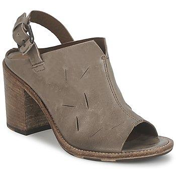 Încăltăminte Femei Sandale și Sandale cu talpă  joasă OXS SIROPLI Taupe