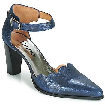Pantofi Femei Pantofi cu toc Myma GLORIA Bleumarin