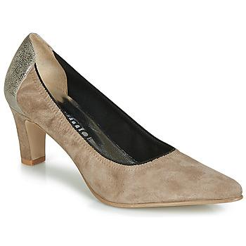 Pantofi Femei Pantofi cu toc Myma ELEGANCY Bej
