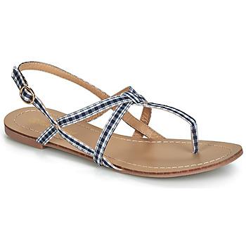 Pantofi Femei Sandale  Moony Mood JEKERINE Albastru