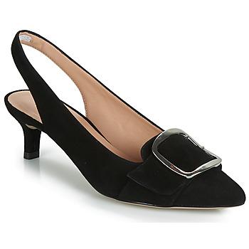 Încăltăminte Femei Pantofi cu toc Unisa JALIS Negru