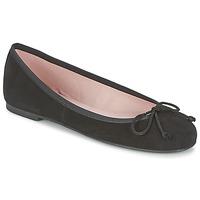 Pantofi Femei Balerin și Balerini cu curea Pretty Ballerinas ANGELIS Negru
