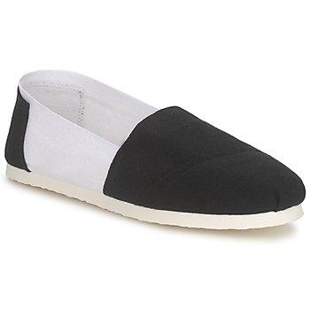 Pantofi Pantofi Slip on Art of Soule 2.0 Negru / Alb