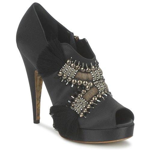 Pantofi Femei Botine Gaspard Yurkievich P1 VAR1 Gri
