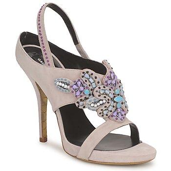 Pantofi Femei Sandale  Gaspard Yurkievich T4 VAR6 Bej