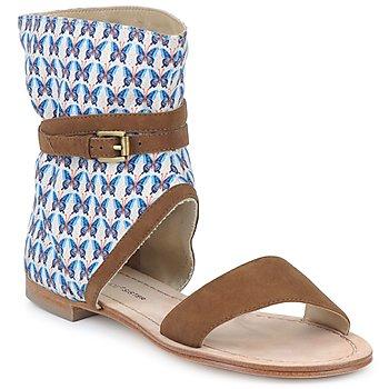 Pantofi Femei Sandale și Sandale cu talpă  joasă Paul & Joe Sister ARMINE Maro