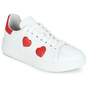 Pantofi Femei Pantofi sport Casual Yurban JIBOUILLE Alb