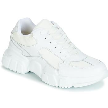 Pantofi Femei Pantofi sport Casual Yurban JILIBELLE Alb
