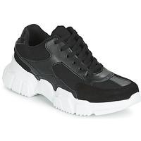 Pantofi Femei Pantofi sport Casual Yurban JILIBELLE Negru / Alb