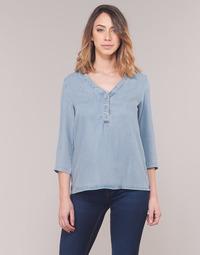 Îmbracaminte Femei Topuri și Bluze Vero Moda VMTRUDY Albastru