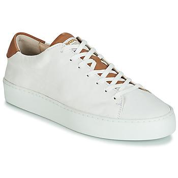 Pantofi Femei Pantofi sport Casual Pataugas KELLA Alb / Coniac