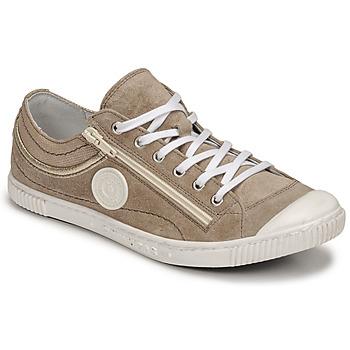 Încăltăminte Femei Pantofi sport Casual Pataugas BISK/MIX Taupe