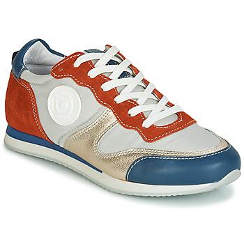 Pantofi Femei Pantofi sport Casual Pataugas IDOL/MIX Portocaliu / Bej / Albastru