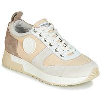 Încăltăminte Femei Pantofi sport Casual Pataugas TESSA Bej / Gri