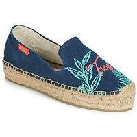 Pantofi Femei Espadrile Banana Moon VERAO Albastru