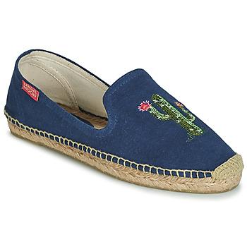 Pantofi Femei Espadrile Banana Moon OZZIE Albastru