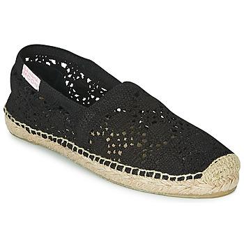 Pantofi Femei Espadrile Banana Moon NIWI Negru