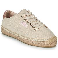 Încăltăminte Femei Pantofi sport Casual Banana Moon PACEY Bej