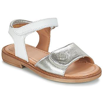 Pantofi Fete Sandale  Aster TRIXY Argintiu