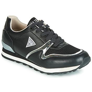 Pantofi Bărbați Pantofi sport Casual Guess NEW CHARLIE Negru
