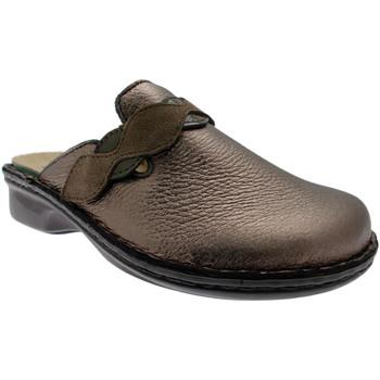 Pantofi Bărbați Saboti Calzaturificio Loren LOM2743pi grigio