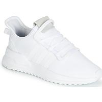 Încăltăminte Pantofi sport Casual adidas Originals U_PATH RUN Alb