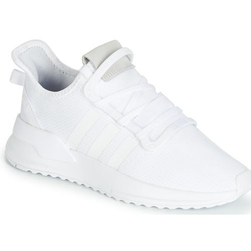 Pantofi Pantofi sport Casual adidas Originals U_PATH RUN Alb