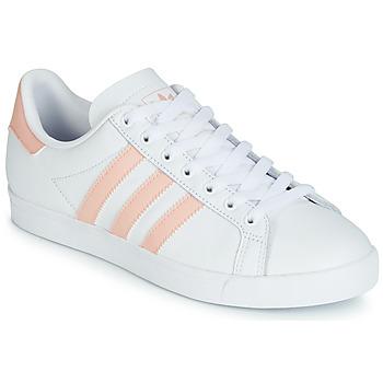 Încăltăminte Femei Pantofi sport Casual adidas Originals COURSTAR Alb / Roz