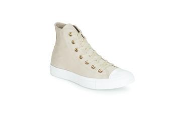 Încăltăminte Femei Pantofi sport stil gheata Converse CHUCK TAYLOR ALL STAR HEARTS CANVAS HI Gri