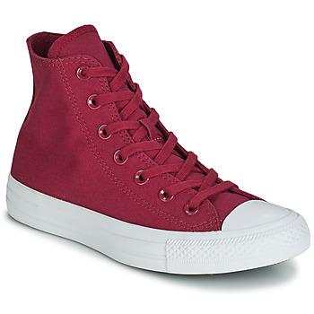 Pantofi Femei Pantofi sport stil gheata Converse CHUCK TAYLOR ALL STAR GALAXY GAME CANVAS HI Fuchsia