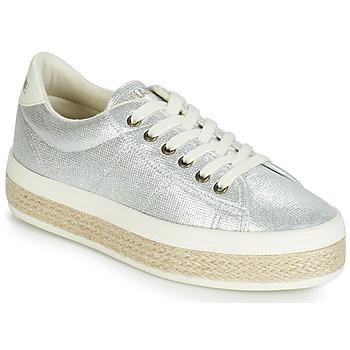 Pantofi Femei Pantofi sport Casual No Name MALIBU Argintiu