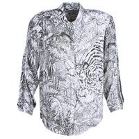 Îmbracaminte Femei Cămăși și Bluze Ikks BN12085-11 Alb / Negru