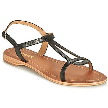 Pantofi Femei Sandale și Sandale cu talpă  joasă Les Tropéziennes par M Belarbi HAMESS Negru