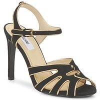 Pantofi Femei Sandale  Moschino MA1604  000-negru