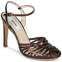 Pantofi Femei Sandale  Moschino MA1603 Ebano