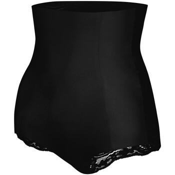 Lenjerie intimă Femei Chiloți modelator Julimex 341 LACE NOIR Negru