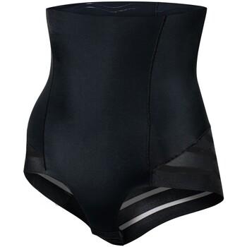Lenjerie intimă Femei Chiloți modelator Julimex 141 MESH NOIR Negru