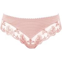 Lenjerie intimă Femei String Louisa Bracq 419-43 NDR roz