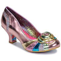 Încăltăminte Femei Pantofi cu toc Irregular Choice STUPENDA Roz