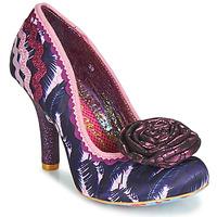 Pantofi Femei Pantofi cu toc Irregular Choice PRIZE WINNER Violet