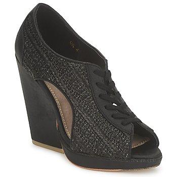 Pantofi Femei Botine Feud WHIP Negru
