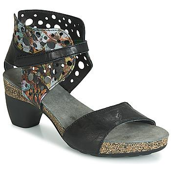 Pantofi Femei Sandale  Think ZEG Negru