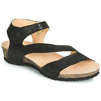 Încăltăminte Femei Sandale și Sandale cu talpă  joasă Think WANG Negru