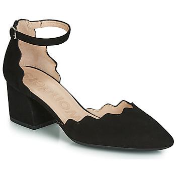 Pantofi Femei Sandale  Wonders MATTA Negru