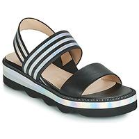 Pantofi Femei Sandale  Wonders BOLETTI Negru