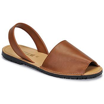 Pantofi Femei Sandale și Sandale cu talpă  joasă So Size LOJA Maro