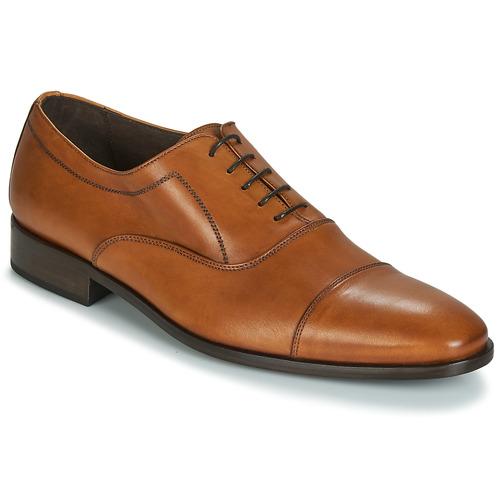 Pantofi Bărbați Pantofi Oxford So Size INDIANA Maro