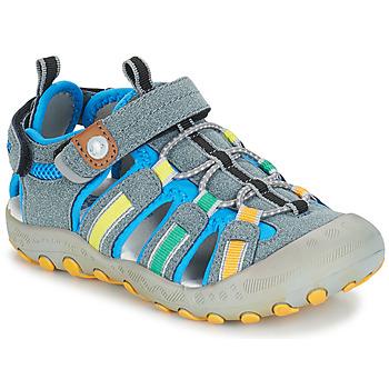 Pantofi Băieți Sandale sport Gioseppo 43008 Gri /  multicolor