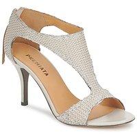 Pantofi Femei Sandale și Sandale cu talpă  joasă Premiata 2834 LUCE Crem