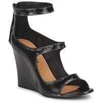 Pantofi Femei Sandale și Sandale cu talpă  joasă Premiata 2830 LUCE Nero